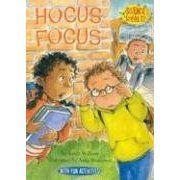Hocus Focus - Science Solves It!