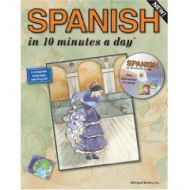 Spanish - in 10 minutes a day