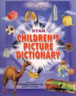 Star Children's Picture Dictionary - English/Pushto