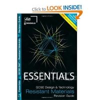Essentials Resistant Materials GCSE Design & Tech Revision Guide