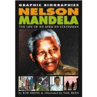 Graphic Biographie Nelson Mandela