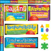 Character Education Display Pack
