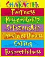 Keys to Character