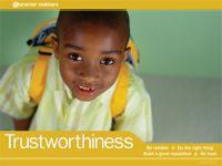 Trustworthiness (Laminated)